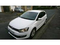 Volkswagon VW Polo 2013 Match Edition - Rear parking, cruise control