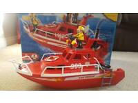 Playmobil 3128 Fire + Rescue