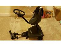 MEE GO SIT N RIDE BUGGY BOARD FLASHING WHEELS BRAND NEW