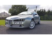Alfa Romeo 159 Lusso 1.9JTDm, New Alternator Now Fitted!
