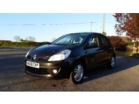 *!*BARGAIN*!* 2008 Renault Clio 1.2 TCE **FULL YEARS MOT** **ONE OWNER FROM 2013**