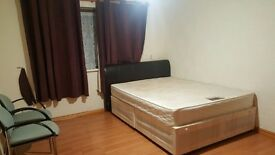 Large Double Room to Rent in a Shared House