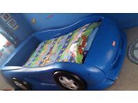 BEAUTIFUL CAR BED