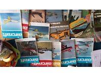 Aircraft illustrated magazines