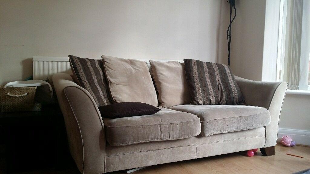 Furniture village sofas x 2 in moortown west yorkshire for Furniture village sofa