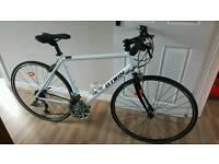 Mens 21inch road racer bike bicycle