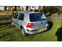 2003 Volkswagen golf for sale only £ 500