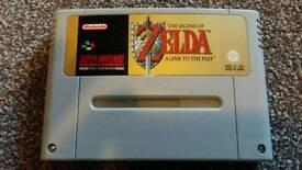 Zelda snes super Nintendo game