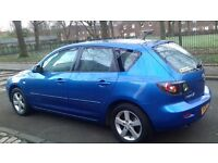 MAZDA 3 06REG 1.6 FULL YEAR MOT EXCELENT CONDITION!!!