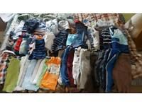 Baby boy clothes 6-9m
