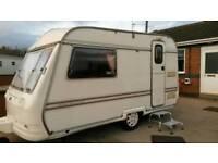 Coachman genius mini 2 birth lightweight caravan