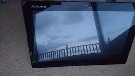 "Like new Lenovo tablet 10.1"""