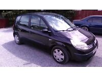 Renault Scenic Expression 1.6 16v VVT Automatic Excellent Runner