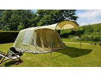 Vango airbeam Lumen 500 tent-possibly sold