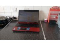 laptop advent monza t200(red)