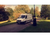 Mercedes Sprinter 311cdi 2008 LWB panel van *BARGAIN* no vat