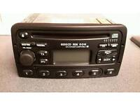 Original ford car stereo complete with code