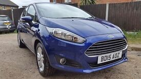 2015 Ford Fiesta, Very Cheap, Perfect Condition