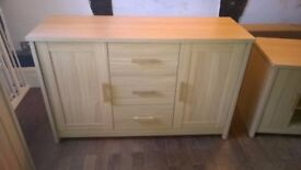 Sideboard, TV unit and media unit