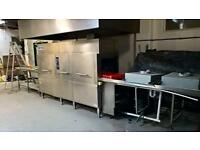 Stainless steel catering equipment - dishwashers etc