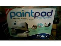 Full size Brand new Dulux Paint pod system