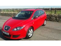 SEAT ALTEA XL reference ,2007