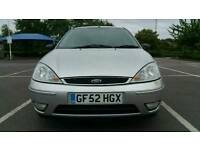 Ford Focus 1.6 Ghia Auto Excellent Runner
