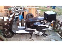 Yiying 125cc tommy scooter
