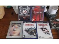 For Sale Sony PlayStation2 Resident Evil Games