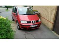 Seat alhambra 1.8 turbo