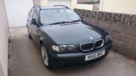 BMW 330d Tourer