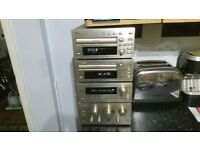 teac reference 300 complete system speakers and remote