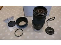 CANON EF 70-300mm IS USM ZOOM LENS EXCELLENT CONDITION