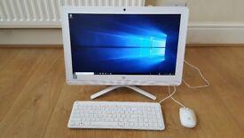 """HP 22-b006na 21.5"""" Core i5 6200U 4GB 1TB Windows 10 All In One"""