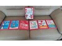 Dr Seuss's Classic boxed collection of 6 hard back books