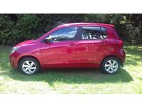 Suzuki CELERIO SZ3, 2016, Immaculate condition, 2.5 year warranty remaining, 65mpg, £0 tax band.