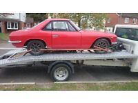 SCRAP YOUR CAR/Vehicle Recovery/We buy your car/ Sell us your car/ MOT failure/Non Runner