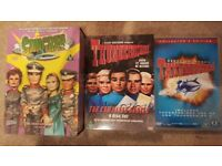 Thunderbirds, Stingray, The Man from Uncle, Film & TV DVD Collections
