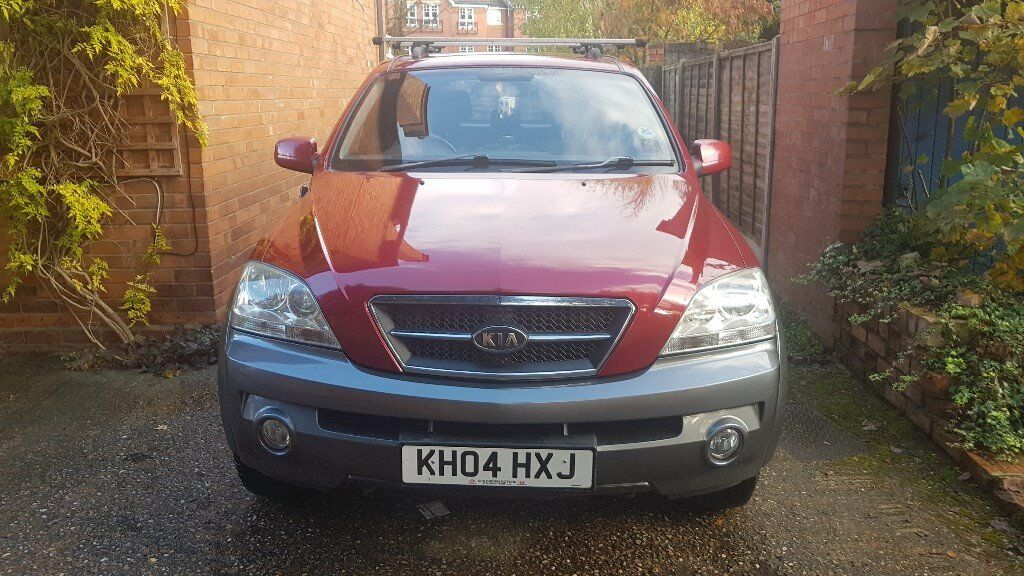 FOR SALE kia sorento 2.5 manual e/w. c/l .a/c. 4wd .tow bar 12 months mot. great condition