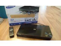 Samsung - 3D Smart Blu-Ray Player - £30 ONO