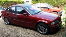 BMW 318i SE Spares or Repairs