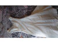 Size 14 berketex wedding dress