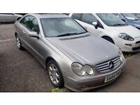"""""""Quick Sale"""" 2004 Mercedes Coupe CLK 200 komp elegance 1.8cc, 3 DOORS ** Only 86k Miles***"""