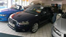 2010 AUDI A3 SPORT 2.0 S-LINE DIESEL GREAT FAMILY CAR