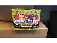 Topps Match Attax Premier League 16/17 Trading Cards Full New Box - 50 packs