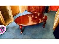 Coffee table solid wood £25