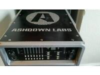 Ashdown superfly light weight amp 100watt