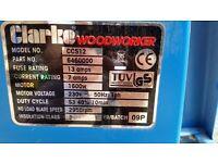 TABLE SAW - Clarke Woodworker