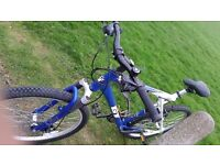 """GT AGGRESSOR MTB..XL FRAME..26"""" WHEELS..24 GEARS..GREAT CONDITIONS BIKE…READY TO RIDE"""