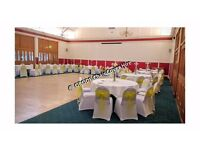 CHAIR COVER Hire in Beckenham from 60p